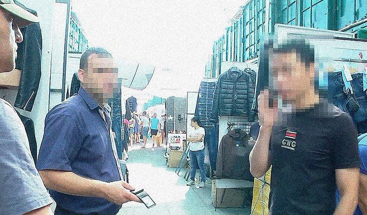 В Одессе задержали нелегальных мигрантов - фото 1