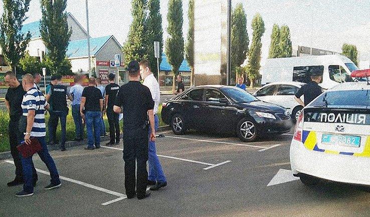 Стрельба в Киеве: в полиции рассказали подробности - фото 1
