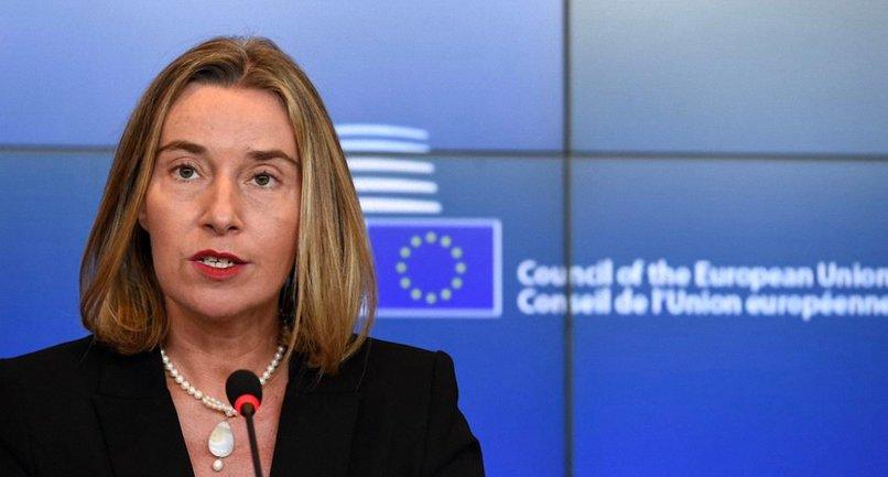 Могерини выступила против задержания журналистов - фото 1