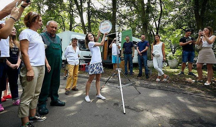 """Новый канал снимает комедийный сериал """"Подорожники"""" - фото 1"""