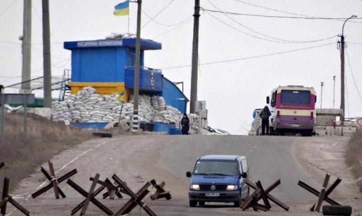 Российские террористы обстреляли позиции ВСУ у Золотого - фото 1