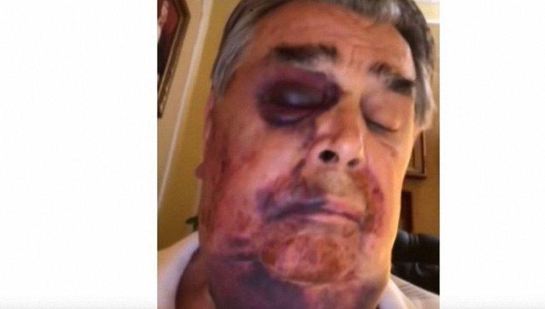 В оккупированном Крыму избили и ограбили первого свата Кучмы - фото 1