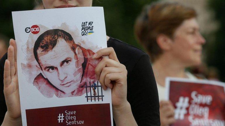 Олег Сенцов голодает уже 91-й день - фото 1