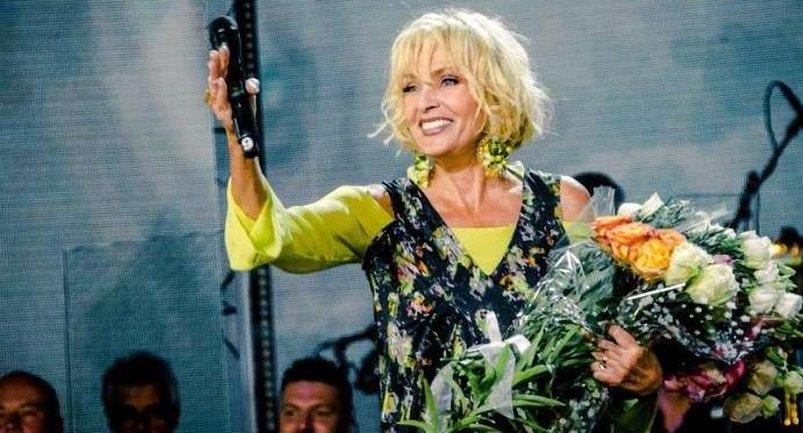 Лайма Вайкуле наотрез отказалась выступать в оккупированном Крыму - фото 1