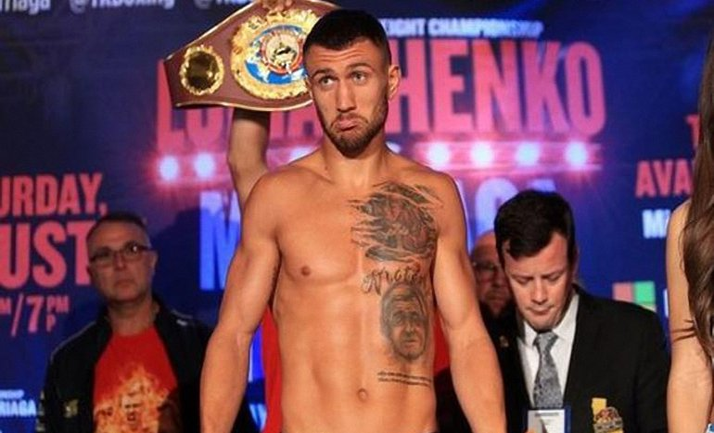 Ломаченко стал суперчемпионом по версии WBA  - фото 1