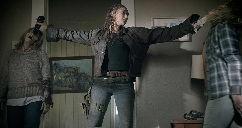 Бойтесь ходячих мертвецов 4 сезон 10 серия: смотреть онлайн трейлер - фото 1