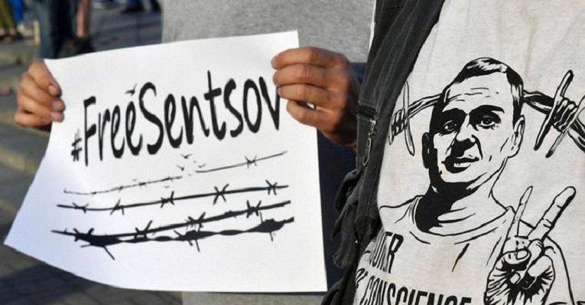 Французские деятели культуры призвали Россию освободить Сенцова - фото 1