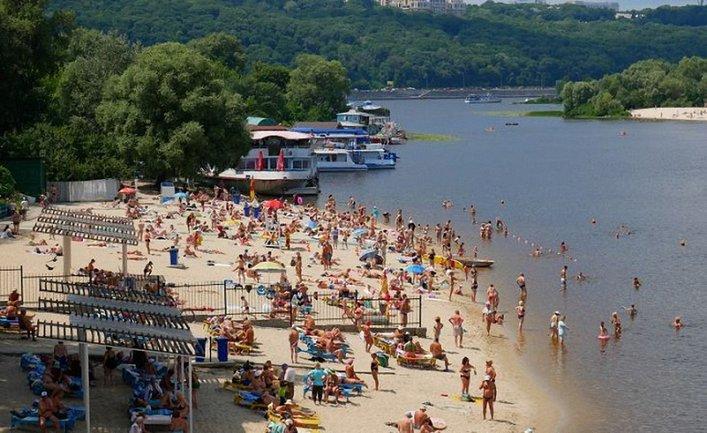В Украине обнаружено 164 опасных для купания пляжей - фото 1