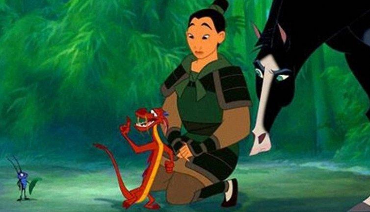 Disney снимает фильм Мулан - фото 1