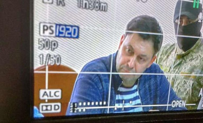 Судье по делу Вышинского одобрили самоотвод - фото 1