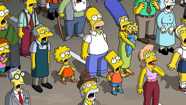 Телестудия Fox готовит сиквел мультфильма Симпсоны - фото 1