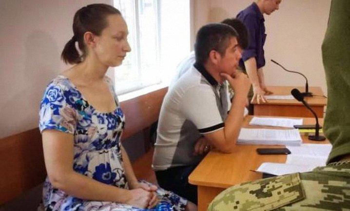 Елену Одновол приговорили к трем годам условно - фото 1