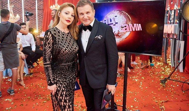 Брий Горбунов и Тина Кароль - ведущие шоу Танці з зірками 2018 - фото 1