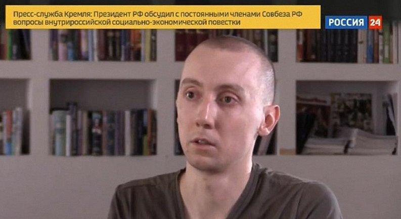 Боевики вынудили украинского журналиста признаться в шпионаже - фото 1