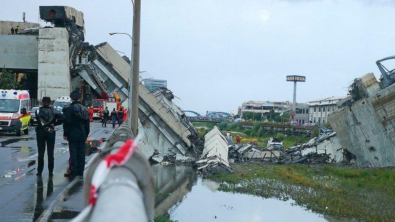 Власти требуют от компании отремонтировать разрушенный мост за свой счет - фото 1