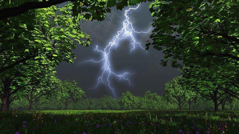 Прогноз погоды в Украине: синоптики предупредили о грозах и граде - фото 1