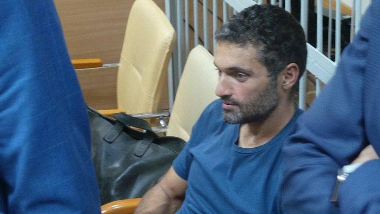 Алексея Тамразова снова задержали - фото 1