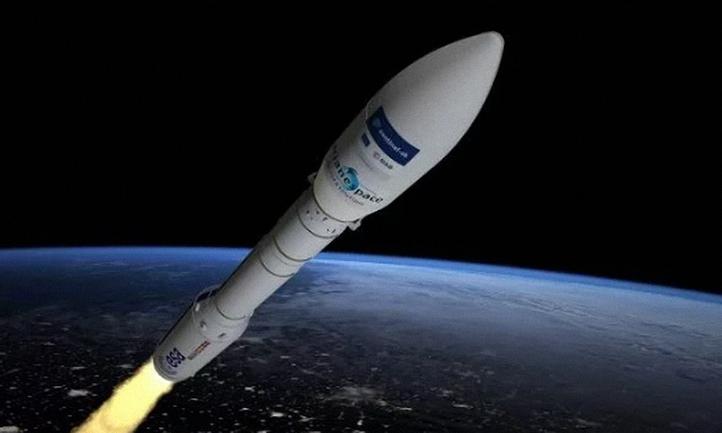 Ракета с украинским двигателем вывела на орбиту метеоспутник  - фото 1