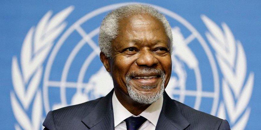 Кофи Аннан - фото 1