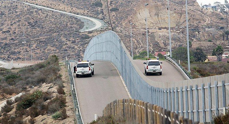 Граница США и Мексики - фото 1