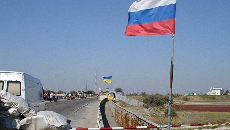 При выезде из оккупированного Крыма ФСБ РФ задержала крымского татарина - фото 1