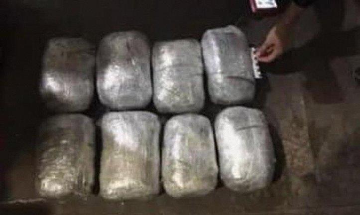 Майор ФСБ вез восемь пакетов кокаина в Москву - фото 1