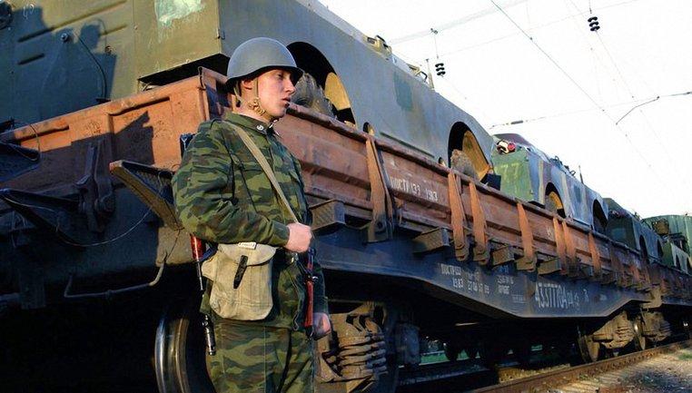 Часовой поднял тревогу во время нападения на военный эшелон в РФ - фото 1