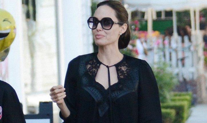 Анджелина Джоли нашла адвоката, который отберет у Питта детей - фото 1