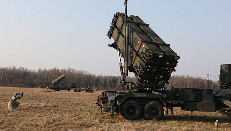 Украина ведет переговоры по закупке систем ПВО Patriot - фото 1