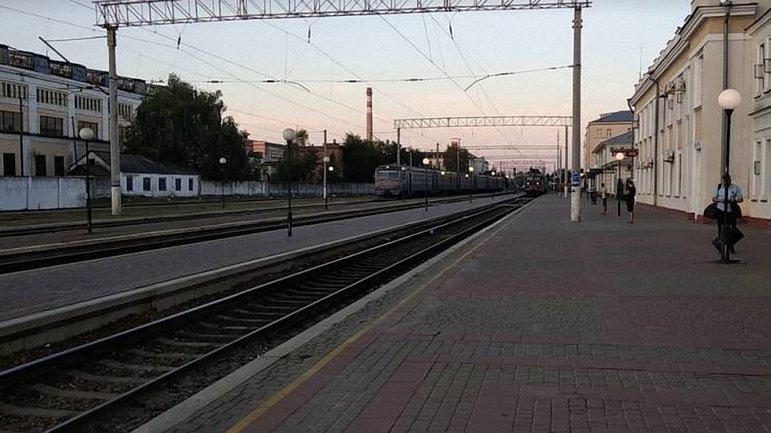 Гражданин России остался без ноги, попав под поезд в Полтаве - фото 1
