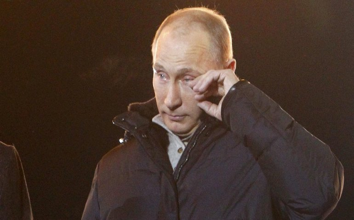 "Путин опять ""блеснул"" знаниями - фото 1"