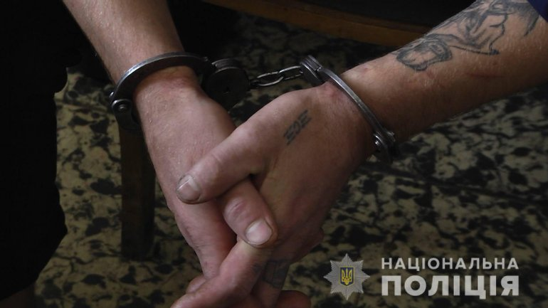 Причастный к преступлению 30-летний житель города - фото 1