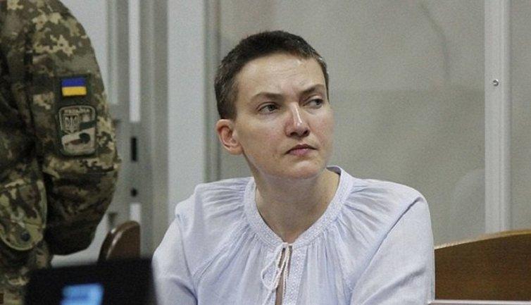 Савченко снова отказались отпускать на поруки - фото 1