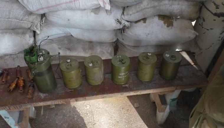 Запрещенные российские мины - фото 1