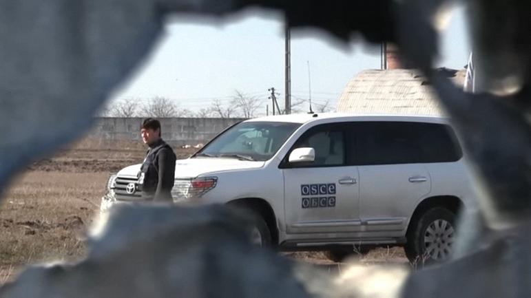 Россия заблокировала появление наблюдателей ОБСЕ вдоль всей границы с Донбассом - фото 1