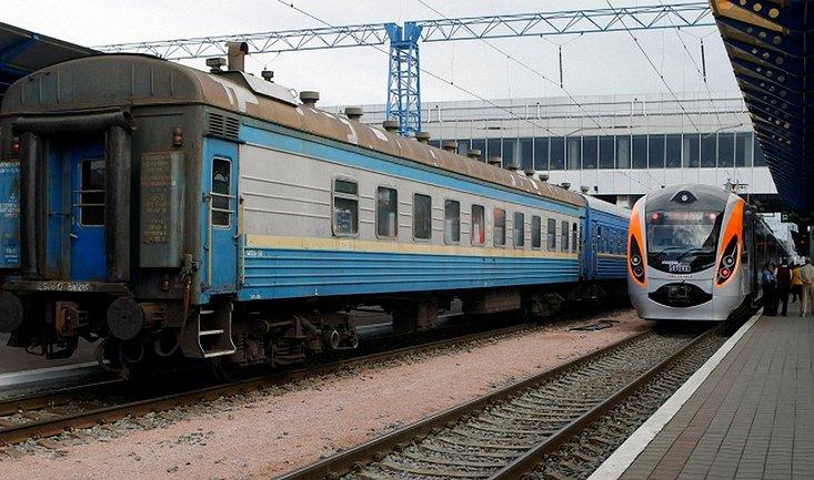В Украине стоимость проезда в поездах упадет в цене - фото 1