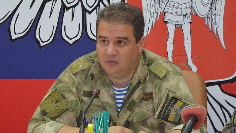 """Министр доходов ДНР"""" Тимофеев - фото 1"""