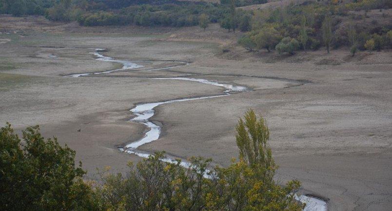 Россияне шантажируют засухой в Крыму - фото 1