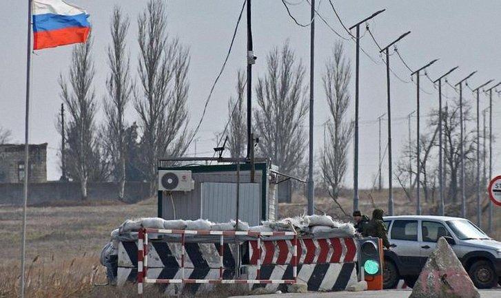 """Ветер донес до Херсонской области химические отходы с """"Титана"""" - фото 1"""