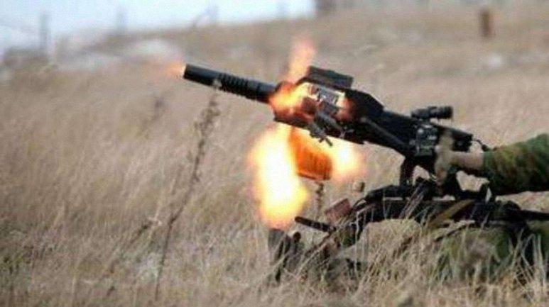 Двое украинских военных получили ранения - фото 1