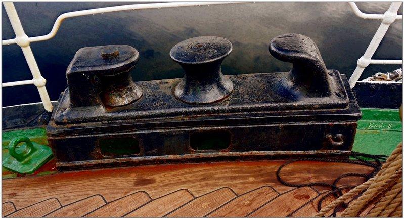 33-летнего моряка ударило оторвавшейся киповой планкой - фото 1
