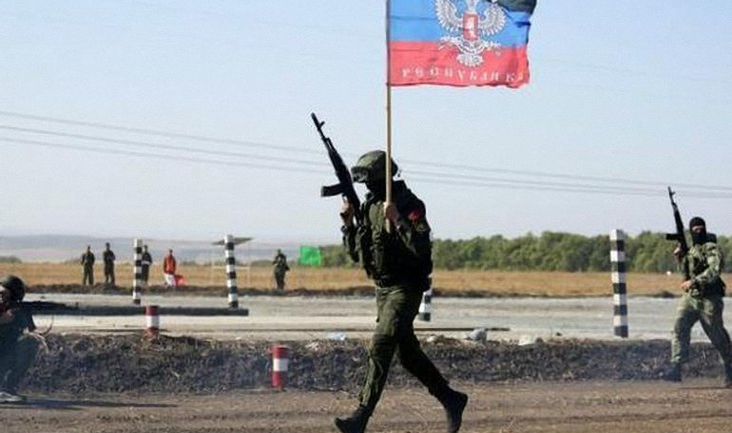 Террористы прицельно обстреливают позиции ООС - фото 1