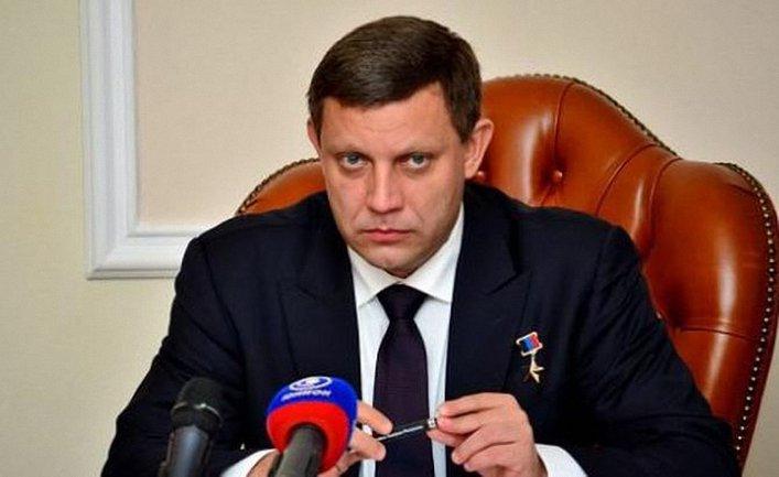 Убийство Захарченко раскрыли дважды