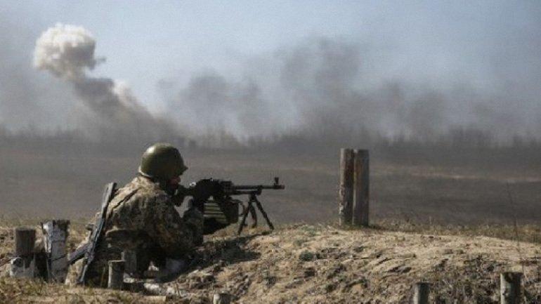 Бои на Донбассе становятся интенсивней - фото 1