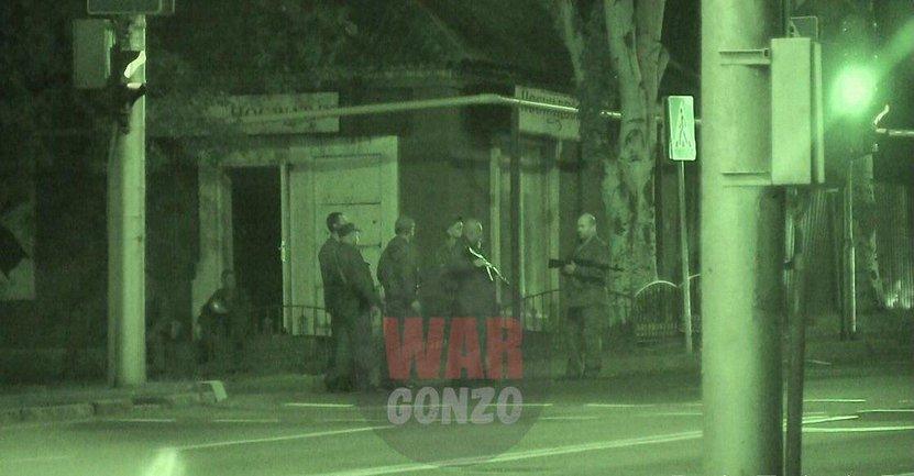 Боевики устроили бой для разоружения боевиков Прилепина - фото 1