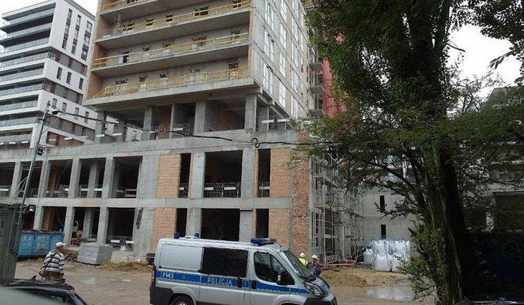 Украинец погиб на стройке в Польше - фото 1