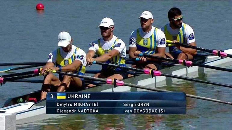 Украинцы завоевали бронзу на Чемпионате мира по академической гребле - фото 1
