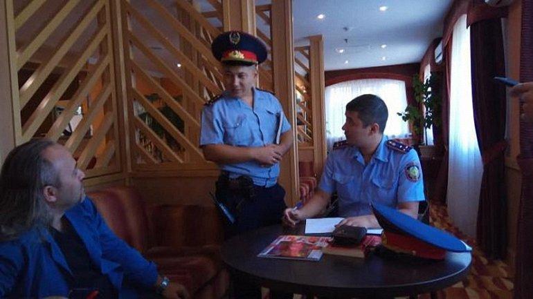 В Казахстане задержали украинского журналиста - фото 1