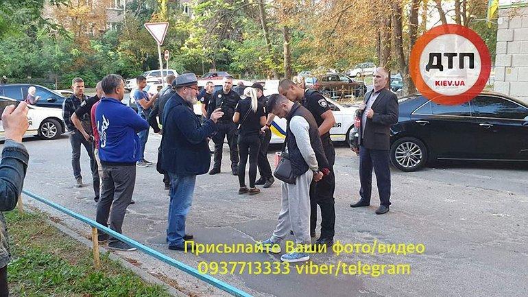 Полицейские задержали приближенных к Кадырову - фото 1