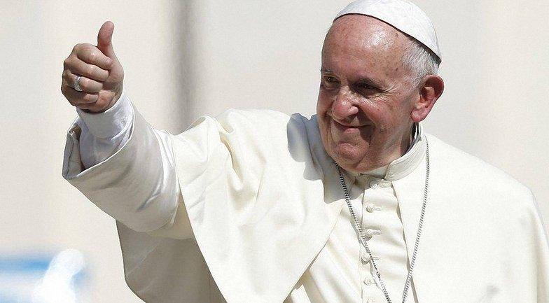 Но, тем не менее, Папа Римский критикует порнографию  - фото 1
